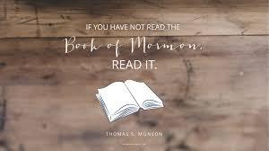 Book Of Mormon Quotes Classy Daily Quote Book Of Mormon Mormon Channel