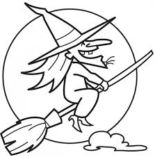 Small Picture Get This Witch Coloring Pages Printable for Kids xi226