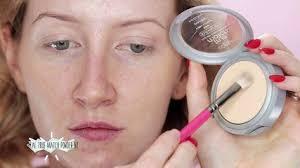 fall makeup soft bronze smokey eyes natural lips sharon farrell