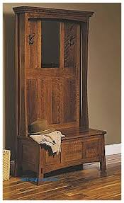 Amish Coat Rack Storage Benches and Nightstands Inspirational Amish Hall Tree 57