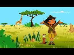 Children Education Cartoons Cartoons For Children Animal Habitats How They Adapt Science