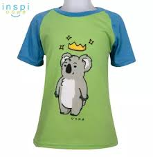 Koala Clothes Size Chart Inspi Kids Boys The King Koala Green Tshirt Top Tee T Shirt Tops Short Sleeves For Boys Shirts Clothing Sale