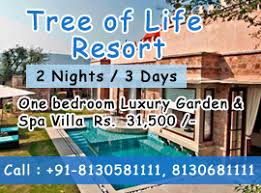 tree house jaipur. Tree Of Life Resort Jaipur House
