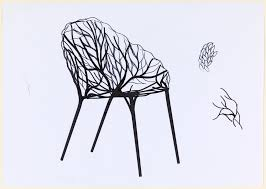 chair design sketches. Interesting Chair Chair Design In Form Of A Growing Tree Or Bush With Crossing And  Intertwined Veins Forming For Design Sketches S