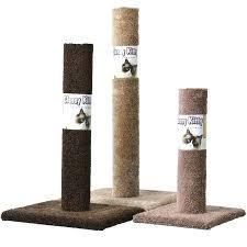 urban cat furniture north pet products scratching post carpet tree28