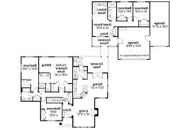 beautiful ranch style house plans with inlaw suite apartmented home pleasing separate
