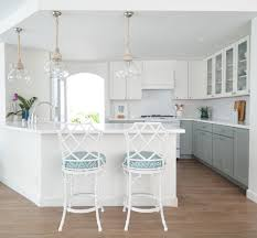White And Gray Kitchen Kitchen Off White Cabis On Distressed Wall Black Gray Walls Cabi