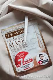 Ластик для морщин - маски <b>Japan Gals</b> | Маски, Косметика