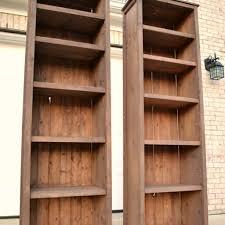 60 7 foot tall bookshelves