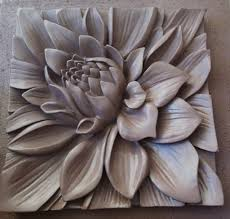 ceramic flower wall art throughout most recently released wondrous design ideas 3d flower wall art metal on 3d ceramic flower wall art with gallery of ceramic flower wall art view 10 of 15 photos