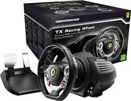 In depth review of thrustmaster tx ferrari 458 italia edition racing wheel for pc and xbox. Amazon Com Thrustmaster Tx Racing Wheel Ferrari 458 Italia Edition Xbox Series X S Xone Windows Video Games