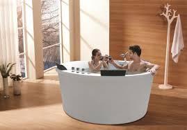 portable indoor y hot bathtub romantic massage bathtub m 2057