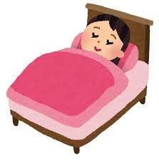 「睡眠 イラスト 無料」の画像検索結果