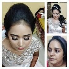 makeup works style mantra beauty hair makeup acadmy photos modi khana solapur