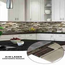 Installing A Glass Tile Backsplash Beauteous Popular Glass Tile Backsplash Lowes Just Inspiration For Your Home