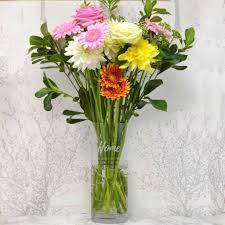 personalised housewarming gifts vase cylindrical