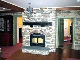 brick stone fireplace brick stone and fireplace furniture cost to reface with veneer brick stone fireplace