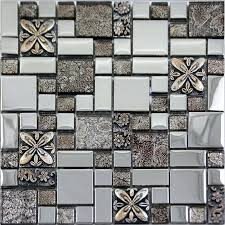 ideas for mosaic tiles in bathroom glass mosaic tiles crystal mosaic tile bathroom plated wall porcelain ideas for mosaic
