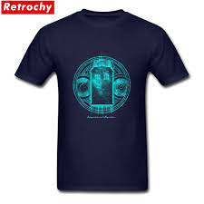 Light Up Shirts Us 12 54 43 Off Black Short Sleeve Custom Shirt The Doctor Who Tee Mens Light Up T Shirts New Designing Couple Xxxl T Shirts Made In T Shirts From