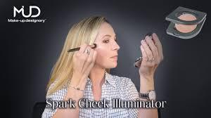 focus spark cheek illuminator make up designory