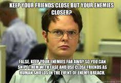 "Dwight ""False"" Meme on Pinterest 