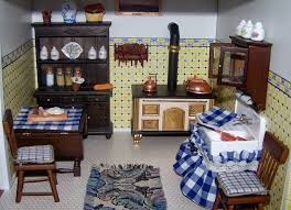 Dolls House Kitchen Furniture Victorian Dolls House Partworks Magazine Seventh Update