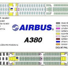Airbus A380 Seating Chart Keni Ganamas Co Regarding Airbus