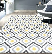 contemporary gray and yellow rug grey and yellow rug gray yellow area rug gray yellow chevron