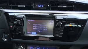 Toyota West Statesville Using Gps Navigation In The All New 2014 Toyota Corolla Youtube
