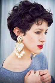 Women Curly Hair Style astonishing 1000 ideas about curly pixie haircuts on pinterest 6314 by wearticles.com