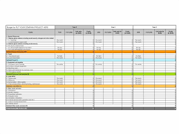 12 Month Profit And Loss Projection Excel Template Or Sample Sales