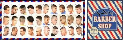 Haircut Chart Men African American Haircut Chart Black