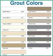 Mapei Color Chart Mapei Grout Color Chart Autovandezaak Co