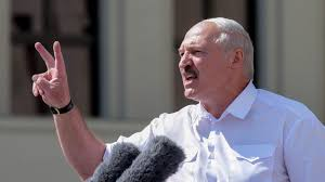 The desire to avoid escalation, by way of appeasement or limp expressions of outrage, cannot avoid. Belarus President Lukashenko Claims Nato Massing On Border And Denies Election Was Rigged World News Sky News