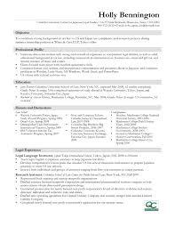 Legal Intern Job Description Resume Internship Resume format India RESUME 1