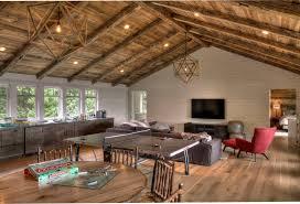 Wooden Games Room