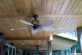 waterproof outdoor ceiling fans designs