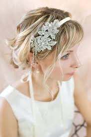 Gatsby Hair Style 1920s gatsby inspired wedding hairstyles modwedding 6910 by stevesalt.us