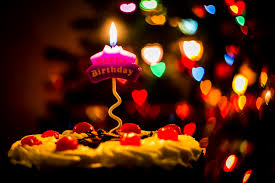 happy birthday candle light by david tao photography
