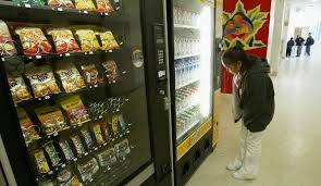 Healthiest Vending Machine Snack Delectable The Problem With 'Healthy Vending Machines' [Opinion]