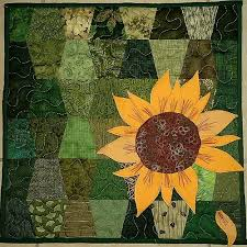 Sunflower Quilt Pattern