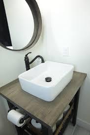 ikea hack diy bathroom sink base