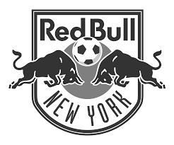 bulls logo black and white. New York Red Bulls Logo Black And White Intended