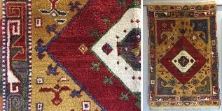 high quality new turkish rug made in old re spun wool using natural dyes
