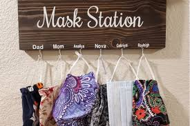 <b>Face Mask Storage</b> Ideas: Hooks, Bins, Carrying Cases & More ...