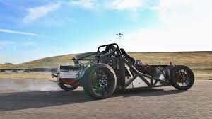 electric factory five 818 project track shakedown ev west 33 machine you
