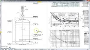 Vessel Design Calculation Excel Agitator Design Spreadsheet Updated Version V1 2 Reactor Vessel