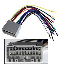 jvc wiring harness adapter 1997 dodge wiring library get quotations · car stereo receiver after market radio wire harness chrysler dodge jeep