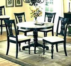 granite dining table gorgeous granite ning table round black and chairs elegant top granite top dining
