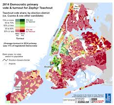 Underground And Map Teachout Democratic Dem In Registered - cuomo Nyc